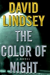 Color of Night, The | Lindsey, David | Signed First Edition Book