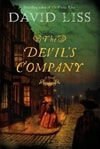 Devil's Company | Liss, David | Signed First Edition Book