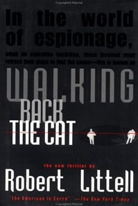 Walking Back the Cat | Littell, Robert | Signed First Edition Book