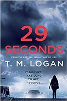 Logan, T.M. | 29 Seconds | Signed First Edition Book