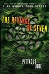 Lore, Pittacus | Revenge of Seven, The | Signed First Edition Book
