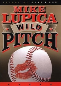 Wild Pitch | Lupica, Mike | Signed First Edition Book