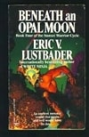 Beneath an Opal Moon | Lustbader, Eric Van | Signed 1st Edition Mass Market Paperback Book