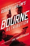 The Robert Ludlum's Bourne Retribution by Eric Van Lustbader | Signed First Edition Book