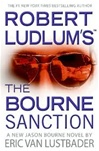 The Robert Ludlum's Bourne Sanction by Eric Van Lustbader | Signed First Edition Book