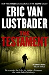 Testament | Lustbader, Eric Van | Signed First Edition Book