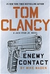 Maden, Mike | Tom Clancy Enemy Contact | Signed First Edition Copy
