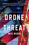 Maden, Mike | Drone Threat | Signed First Edition Book