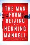 Mankell, Henning - Man from Beijing, the (Signed First Edition)