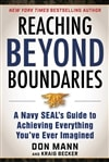 Mann, Don | Reaching Beyond Boundaries | Signed First Edition Copy