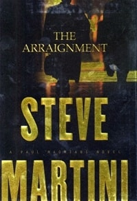 Arraignment, The | Martini, Steve | Signed First Edition Book