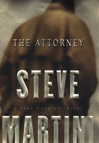 Attorney, The | Martini, Steve | Signed First Edition Book