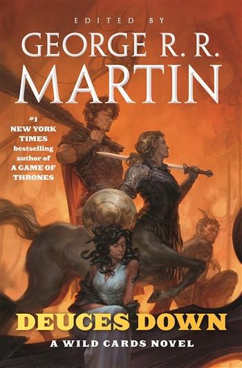Deuces Down: A Wild Cards Novel by George R.R. Martin