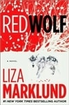 Marklund, Liza - Red Wolf (Signed First Edition)