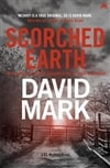 Scorched Earth | Mark, David | Signed First Edition UK Book