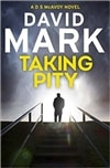 Taking Pity | Mark, David | Signed UK Edition Book