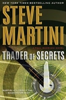 Trader of Secrets | Martini, Steve | Signed First Edition Book