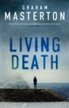 Masterton, Graham | Living Death | Signed First UK Edition Book