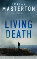 Living Death | Masterton, Graham | Signed First UK Edition Book
