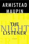 Maupin, Armistead - Night Listener, The (First Edition Large Print)
