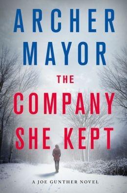 The Company She Kept by Archer Mayor