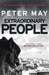 Extraordinary People | May, Peter | Signed First Trade Paper Book