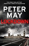 May, Peter | Lockdown | Signed First Edition Trade Paper Book