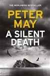 May, Peter | Silent Death, A | Signed First Edition Copy