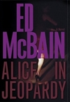 Alice in Jeopardy | McBain, Ed | Signed Book Club Edition