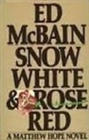 McBain, Ed | Snow White & Rose Red | Signed First Edition Book