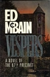 Vespers | McBain, Ed | Signed First Edition Book