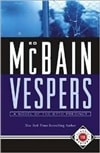 Vespers | McBain, Ed | First Edition Thus Book