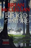 McClellan, Brian | Blood of Empire | Signed First Edition Copy