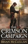 McClellan, Brian - Crimson Campaign, The (Signed First Edition UK)