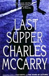 Last Supper | McCarry, Charles | Signed First Edition Book