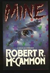 Mine | McCammon, Robert | First Edition Book