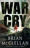 War Cry by Brian McClellan | Signed First Edition Trade Paper Book