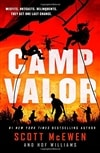 Camp Valor by Scott McEwen | Signed First Edition Book