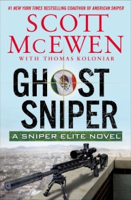 Ghost Sniper by Scott McEwen