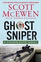 Ghost Sniper | McEwen, Scott & Koloniar, Thomas | Signed First Edition Book
