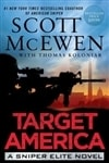 Target America | McEwen, Scott | Signed First Edition Book