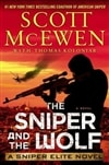 Sniper and the Wolf | McEwen, Scott | Signed First Edition Book