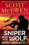 Sniper and the Wolf, The | McEwen, Scott | Signed First Edition Book
