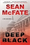 McFate, Sean | Deep Black | Signed First Edition Book