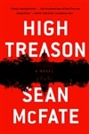 McFate, Sean | High Treason | Signed First Edition Book