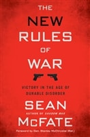 The New Rules of War by Sean McFate | Signed First Edition Book