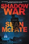 McFate, Sean | Shadow War | Signed First Edition Book