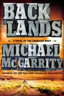 Backlands | McGarrity, Michael | Signed First Edition Book