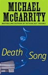 Death Song | McGarrity, Michael | Signed First Edition Book