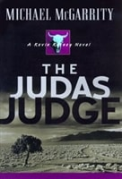 McGarrity, Michael | Judas Judge, The | Signed First Edition Book